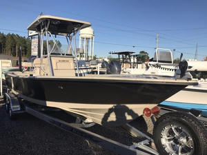 Used Blazer Boats 2400 Center Console Fishing Boat For Sale