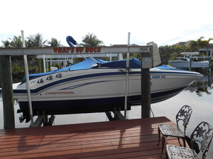 Used Chaparral 246 SSi Cruiser Boat For Sale
