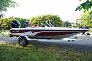 Used Nitro NX 750 Bass Boat For Sale