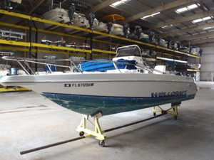 Used Wellcraft 195CCF Center Console Fishing Boat For Sale