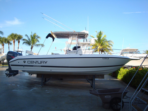 Used Century 2600 Center Console Center Console Fishing Boat For Sale