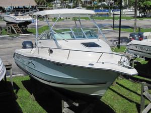 Used Triton 2690 WA Saltwater Fishing Boat For Sale