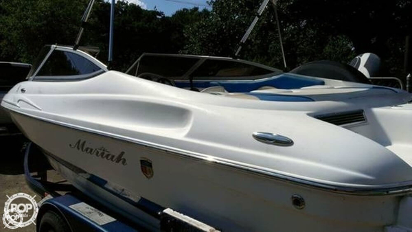 Used Mariah 21 SX Bowrider Boat For Sale