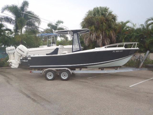 Used Mako 23 Classic Center Console Fishing Boat For Sale
