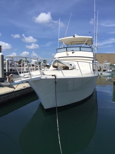 Used Viking 45c Sports Fishing Boat For Sale