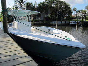 Used Venture 34 Center Console Center Console Fishing Boat For Sale