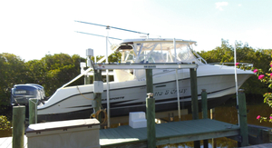 Used Hydra-Sports Vector 3300 VX Cuddy Cabin Boat For Sale