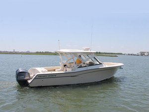 Used Grady White Freedom Cruiser Boat For Sale