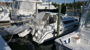 Used Performance Cruising Gemini 105mc Catamaran Sailboat For Sale