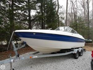 Used Bayliner 225 Deck Boat For Sale