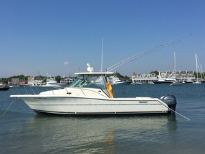 Used Pursuit 3070 Express Saltwater Fishing Boat For Sale