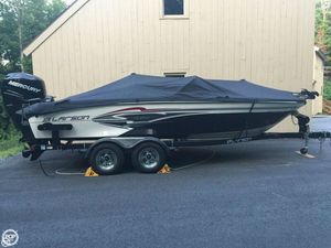 Used Larson FX 2020 DC Cruiser Boat For Sale