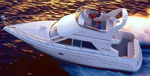 Used Cruisers Yachts 3580 Flybridge Cruiser Boat For Sale