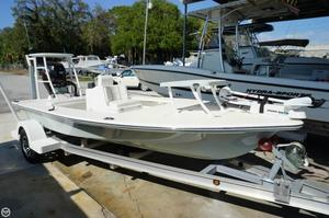 Used Gause Built 17 Flats Skiff Flats Fishing Boat For Sale