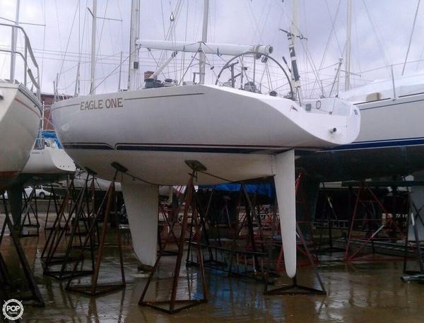 Used Sparkman & Stephens 46 Bermuda Sloop Sailboat For Sale