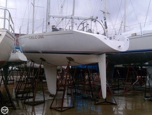 Used Sparkman & Stephens 46 Bermuda Sloop Sailboat For Sale