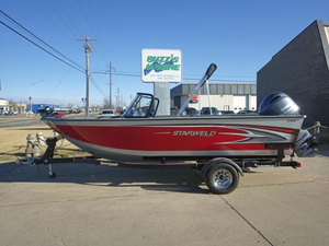 New Starweld 2000 Aluminum Fishing Boat For Sale