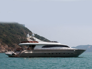 Used Cantiere Di Arno 26 Flybridge Boat For Sale