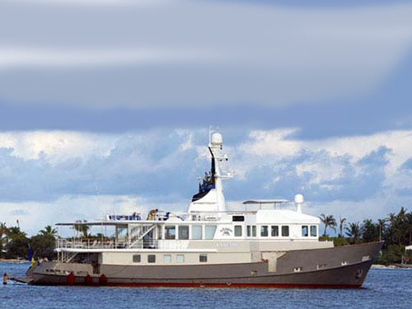Used Veb J. Warnke Expedition Vessel Cruiser Boat For Sale