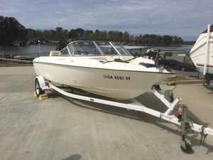 Used Sunbird 170 Fish Freshwater Fishing Boat For Sale