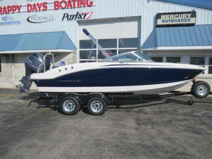 New Chaparral 21 H2O Sport OB Bowrider Boat For Sale