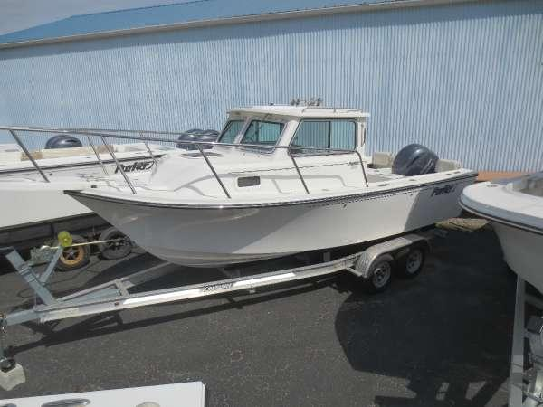 2017 new parker boats 2120 sport cabin2120 sport cabin for Fishing boats for sale in ohio