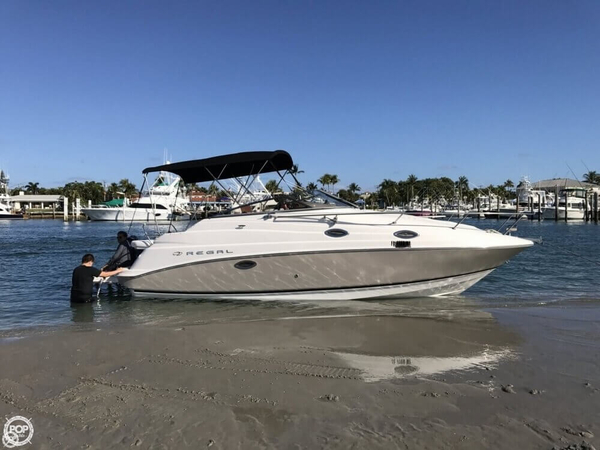 Used Regal Commodore 2665 Express Cruiser Boat For Sale