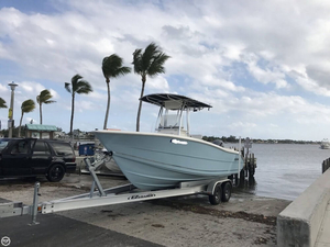 Used Bulls Bay 230 Center Console Fishing Boat For Sale