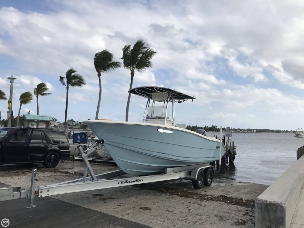 2016 used bulls bay 230 center console fishing boat for for Used center console fishing boats for sale