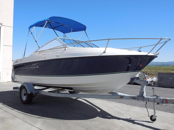 Used Bayliner 192 Discovery192 Discovery Cuddy Cabin Boat For Sale