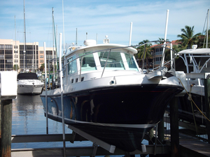 Used Albin 28 Tournament Express Saltwater Fishing Boat For Sale