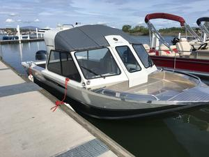 New Northwest Boats 208 Seastar HT Aluminum Fishing Boat For Sale