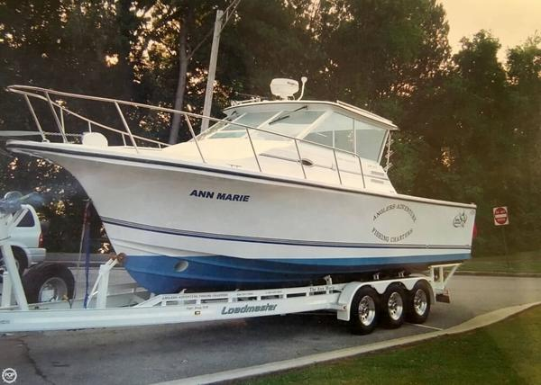 Used Baha Cruisers 299 Sportfish Sports Fishing Boat For Sale