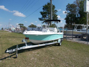 New Clearwater 1900CC Aft Cabin Boat For Sale