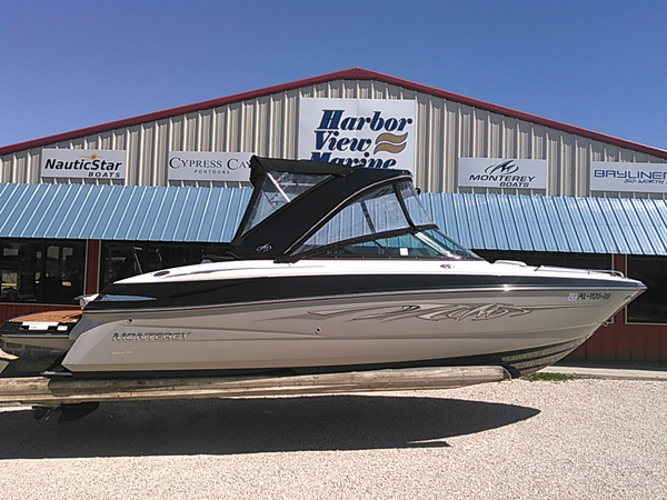 Used Monterey 264FSX Ski and Wakeboard Boat For Sale