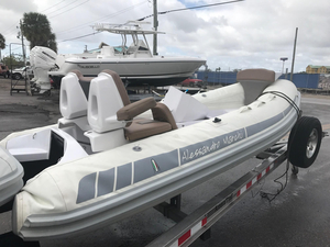 Used Alessandro Marchi 355ST Tender Boat For Sale