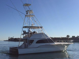 Used Buddy Davis 47 Sportfish Sports Fishing Boat For Sale