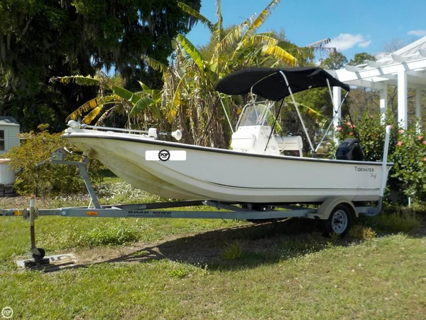 Used Tidewater 1984 Skiff Fishing Boat For Sale