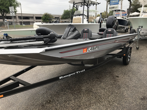 Used Ranger RT188 Bass Boat For Sale