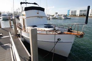 Used Grand Banks 42 Motoryacht Motor Yacht For Sale