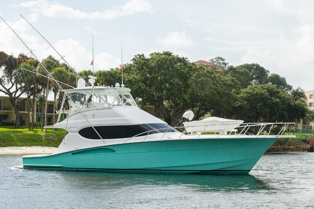 2006 used hatteras sports fishing boat for sale 849 000 for Hatteras fishing boat