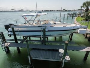Used Intrepid 339 Walk Around Walkaround Fishing Boat For Sale