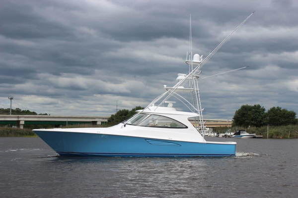 New Viking 48 Sport Yacht Sports Cruiser Boat For Sale
