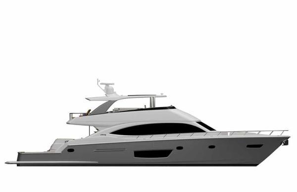 New Viking 82 Cockpit Motoryacht Motor Yacht For Sale
