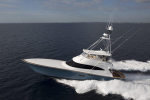 New Viking 80 Convertible Fishing Boat For Sale