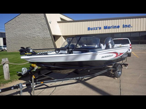 Used Smoker Craft 172 Ultima Freshwater Fishing Boat For Sale
