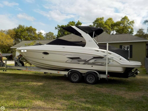 Used Chaparral 267 SSX Bowrider Boat For Sale