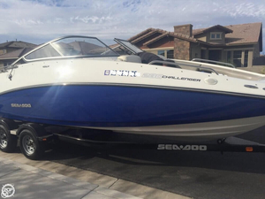 Used Sea-Doo 230 Challenger Jet Boat For Sale