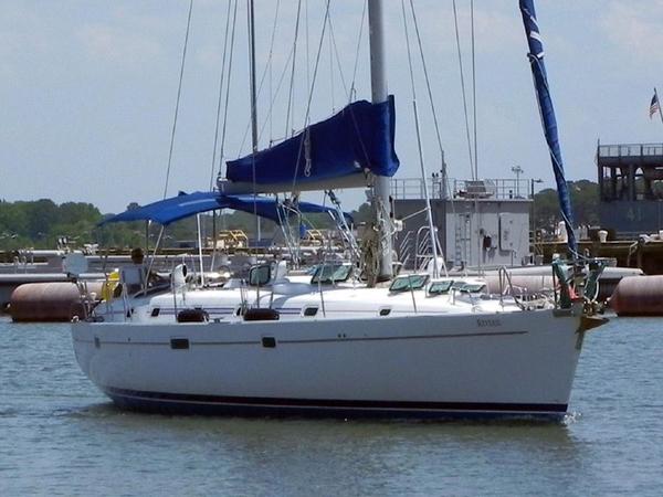 Used Beneteau Farr 50 Cruiser Sailboat For Sale