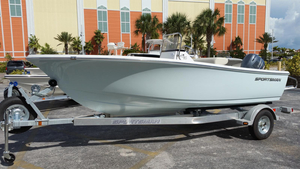 New Sportsman Boats 17 Island Reef Bay Boat For Sale